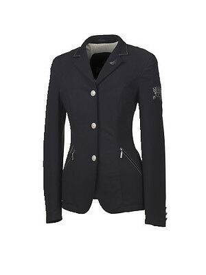 *SALE* Pikeur Kanita Limited Edition Ladies Show Jacket - Navy & Black