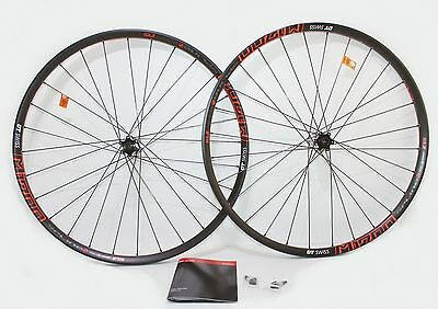 DT Swiss M1700 two  Spline 2 two 27.5'' Laufradsatz MTB  QR15/12mm  xd 6loch rot