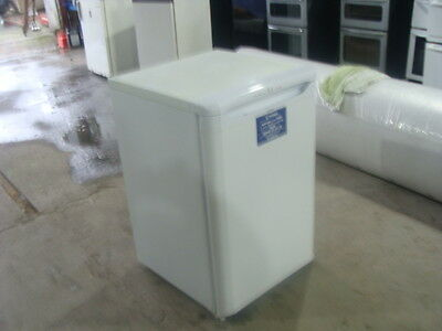 freezer white  under counter indesit freestanding  30 day warranty 102l capacity