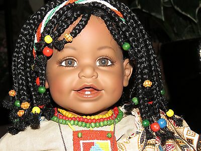 Adora Limited Edition Doll  -Juji of Africa 462 of 500