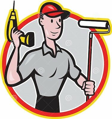 Handyman: Painter & Decorator, Carpenter, Wood Fitter & Many More. Services