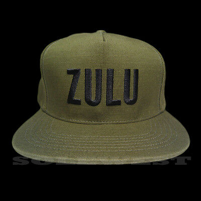 72b3b61c471 Brand New Ss16 Supreme Zulu 5 Panel Hat Cap Snapback Olive Trusted Seller