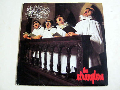 The Stranglers-Duchess-United Artists Bp.308 1979+Picture Sleeve