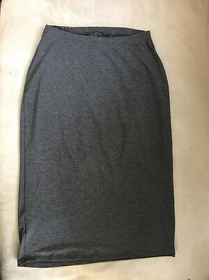 Old Navy Maternity Gray Pencil Skirt Size Small