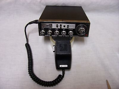 Midland #77-883 - 40 Channel CB Radio - Works - No Reserve Price! See Pictures!