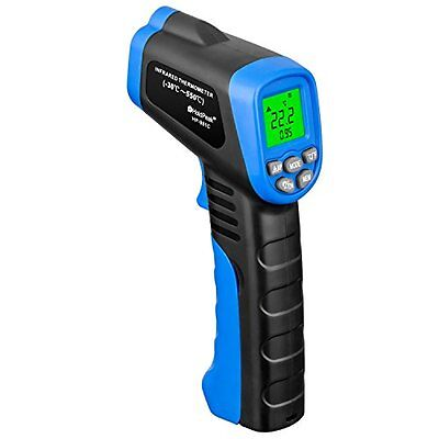 981C Digital IR Laser Infrared Thermometer 58F to 1022F FREE US SHIPPING