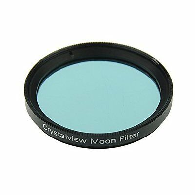 """Gosky 2"""" Crystalview Moon Filter for Telescope Eyepiece - Standand 2inch Filt..."""
