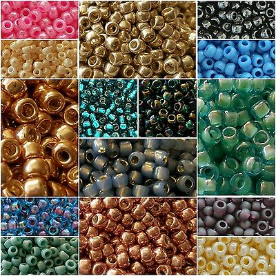 7g/15g/20g Toho Seed Beads Size 8/0 Different Colours