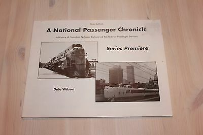 A National Passenger Chronicle Series Premier by Dale Wilson