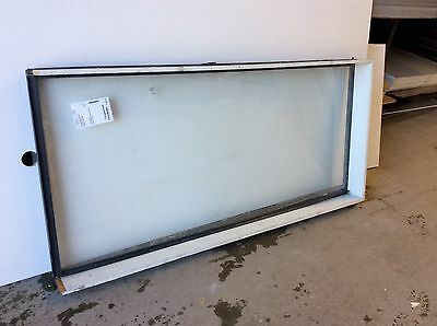 Aluminium Fixed Window With Toughended Glass