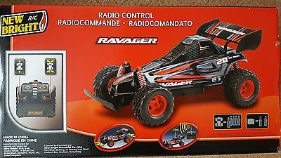 New Bright Ravager 1:16 Rc Radio Controlled Rally-Racing-Buggy Car Brand New