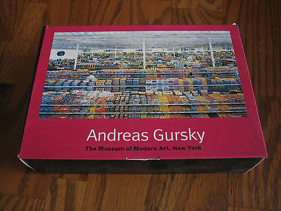 Andreas Gursky 20 Note Cards Museum Of Modern Art New York
