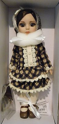 "NRFB Tonner Smart as a Whip Patsy 10"" Dressed Doll Bend Knees Sold Out LE 500"