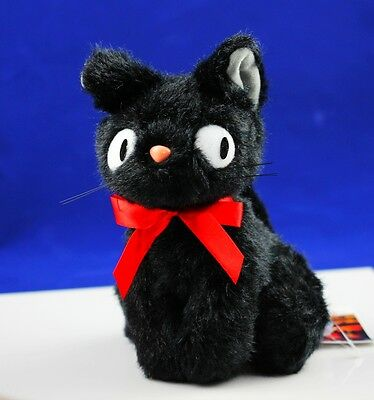 Hayao Miyazaki Kiki's Delivery Service jiji the Black Cat plush doll  toys
