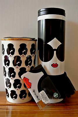 STARBUCKS Alice & Olivia Tumblers Limited Edition (Newly Listed)