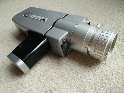 Vintage Camera Lot: Super8 camera + Colour finder + Scale loupe SEE ALL PICS