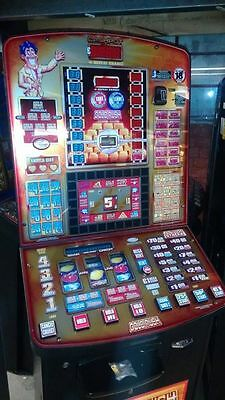 Pub Fruit Machine ☀ Goldrush ☀ £70 Jackpot ☀ 100% Working