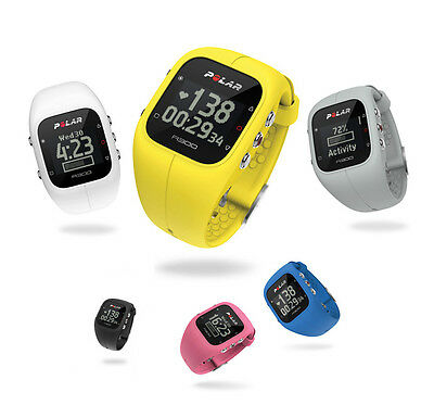 Polar A300 Activity Tracker / with optional Heart Rate Monitor (H7 sensor belt)