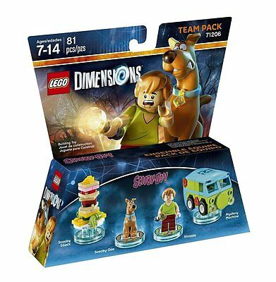 Lego - Dimensions Team Pack 71206 - Scooby Doo