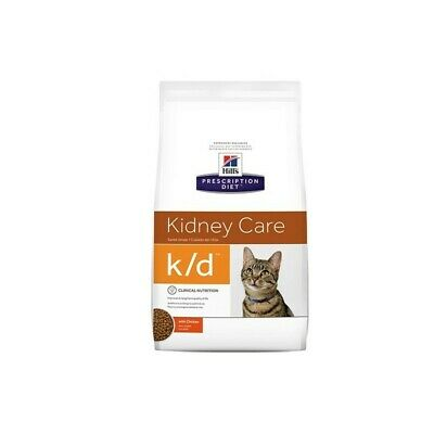 HILL S prescription diet  k/d feline mangime secco gr 400
