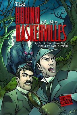 Hound of the Baskervilles by Sir Arthur Conan Doyle New Paperback Book