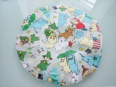 Hippo MOOMIN VALLEY Shower Cap ~ NEW