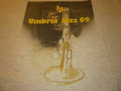 Umbria Jazz Vintage Shirt ( Used Size XL ) Very Good Condition!!!