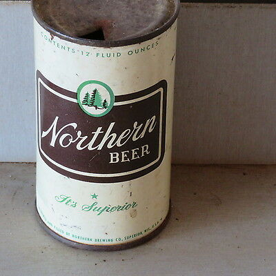 Northern Beer   Solid  Colorful   Flat Top