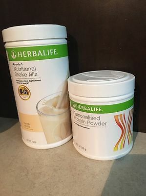 Herbalife Formula F1 Weight Management shake & Personalised Protein Powder