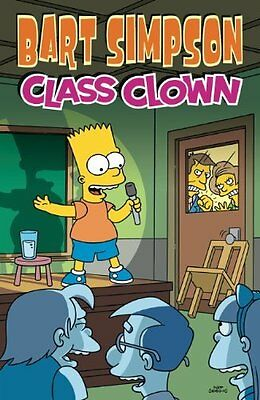 Bart Simpson Class Clown by Groening  Matt Paperback New  Book