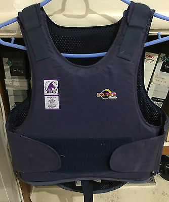 Equestrian Horse Riding Safety Protective Vest Body Protector - Adult Small (61)