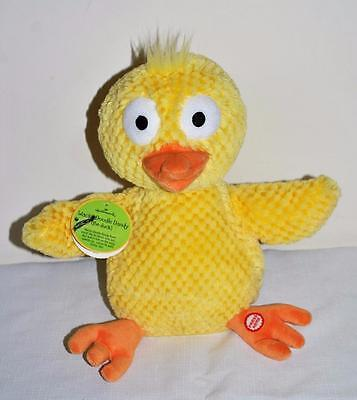 Hallmark WACKY DOODLE DANDY Animated Yellow Duck does Chicken Dance