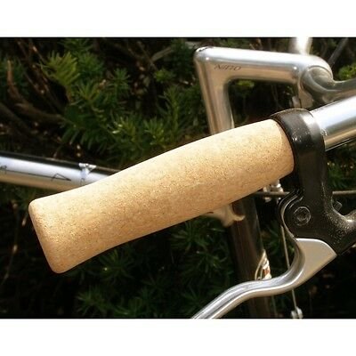 NEW Velo Orange Natural Cork Bicycle Handlebar Grips RETRO fixed COOL
