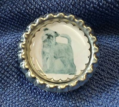 Griffon Dog Show Ring Clip by Curiosity Crafts