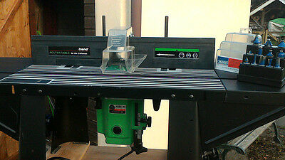 Trend Router Table CRT mk2