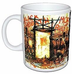 Black Sabbath Mob Rules Fallen Angel Colour Mug