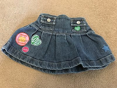 Girls Gap Skirt age 6-9 months