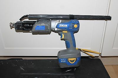 Jewson 14.4V Impact and Collated Autofeed Screwdriver