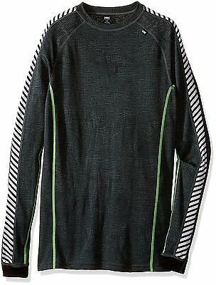 Helly Hansen Warm Ice Crew Top - Men's - Rock Print - XX-Large