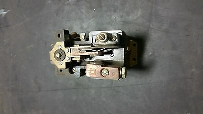 D C Magnetic Truck Contactor-class 8960 type BO-1T-square D