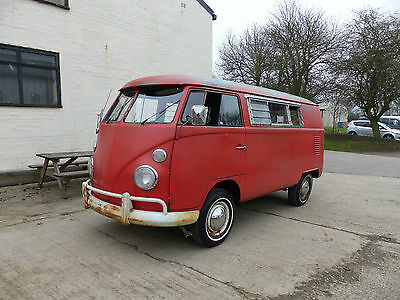 Volkswagen T2 Split screen bus 1965