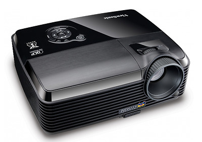 ViewSonic PJD5112 - SVGA - DLP Multimedia Portable Projector - 3D ready (boxed)