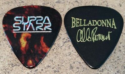Guitar Pick Lot of 2 ALICE IN CHAINS...BELLADONNA