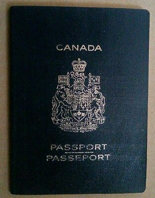 Travel Document Canada Judaica