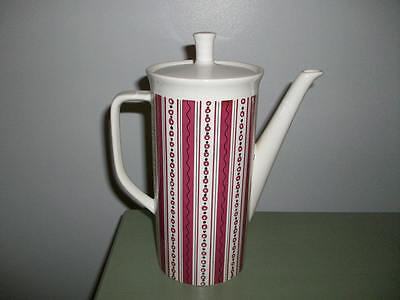 Vintage Retro Villeroy & Boch Coffee Pot.