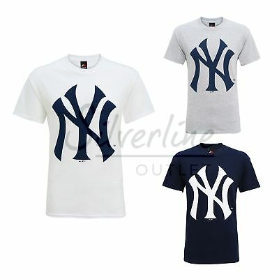 American Sports Merch New York Yankees large logo t-shirt