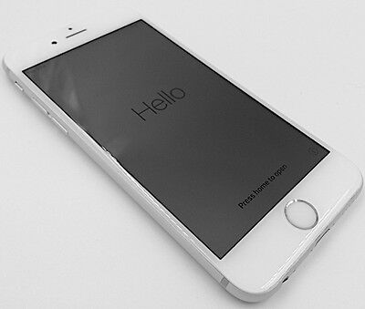 Apple iPhone 6 16GB (Bell Canada) Silver / White - Grade B
