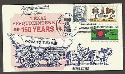 Us Event Cover 1986 Going To Texas Sesq Home Tour Henrietta Tx D Phillips