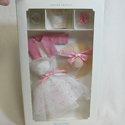 """JZ-Barbie Fashion Model Collection """"Garden Party"""" boxed set NRFB"""