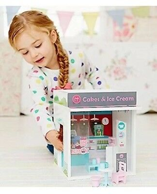 ELC Rosebud Cakes and ice cream Shop / Parlour - Brand New in Box - Kids Toy